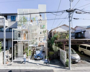 Sou Fujimoto - House NA (2010)