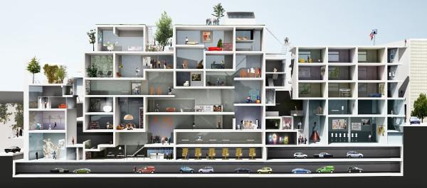 Life inside buildings