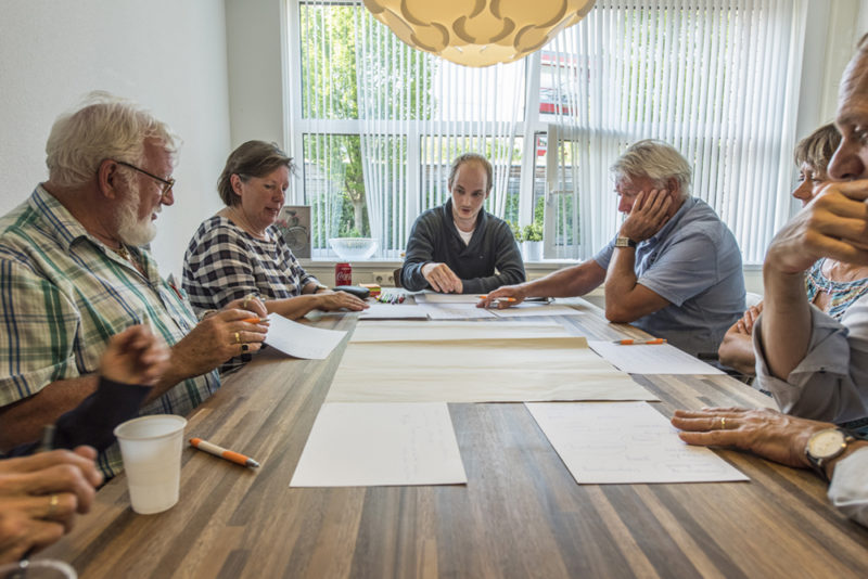 Thuismakerscollectief - thuisgevoel workshop